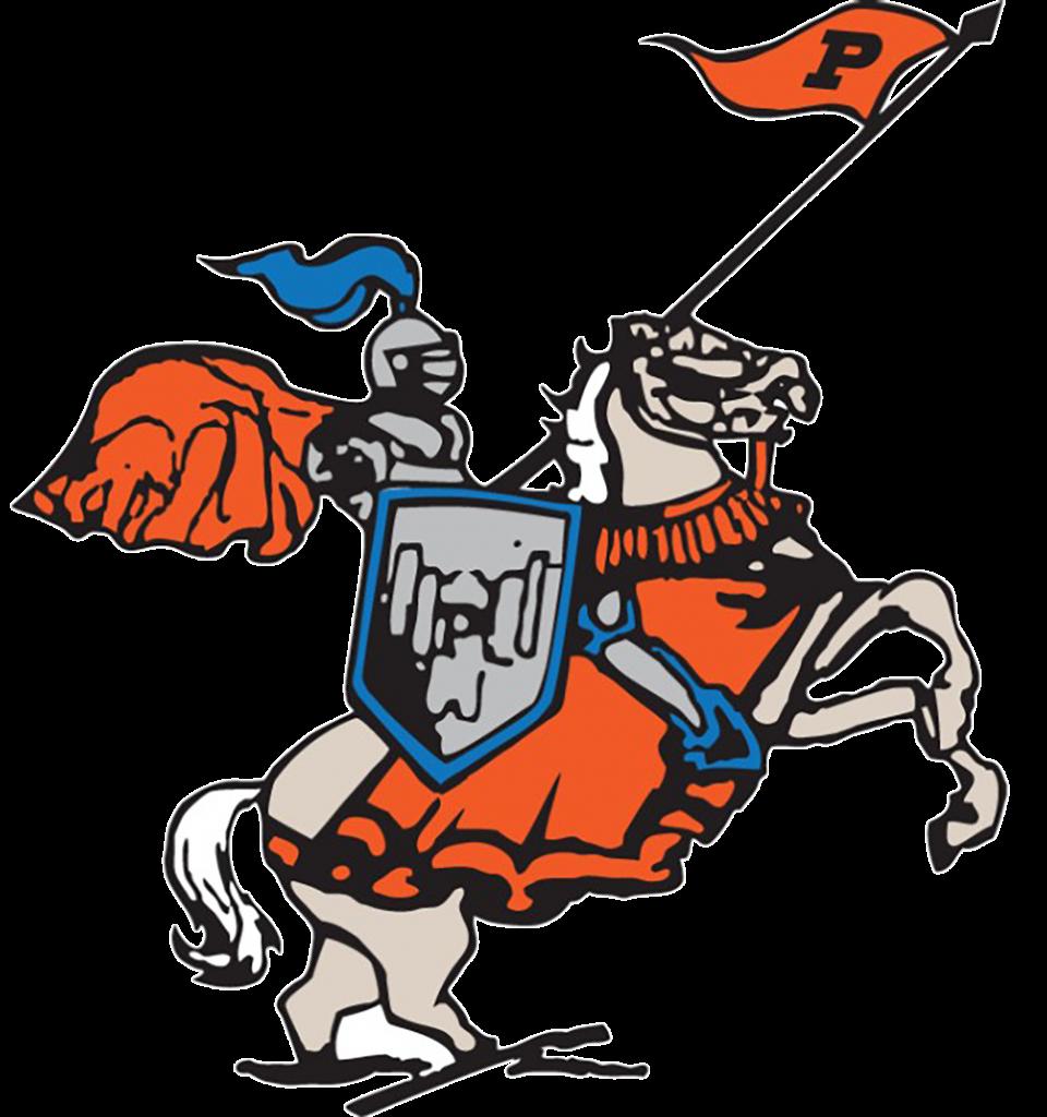 Palmetto Mascot Logo
