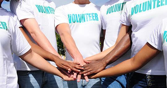 UPCOMING Volunteer Opportunities Image